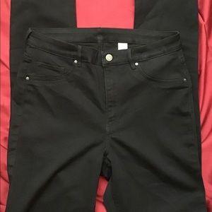 H&M Skinny High Waisted Jean Legging 33